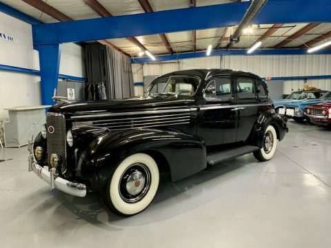 1938 Cadillac Series 50 LaSalle for sale