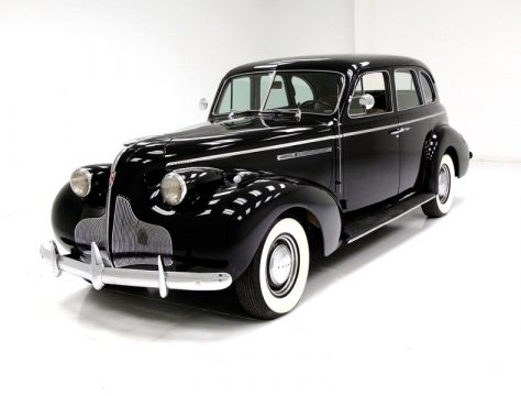 1939 Buick Century for sale