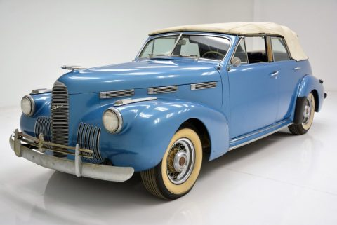 1940 LaSalle Convertible for sale