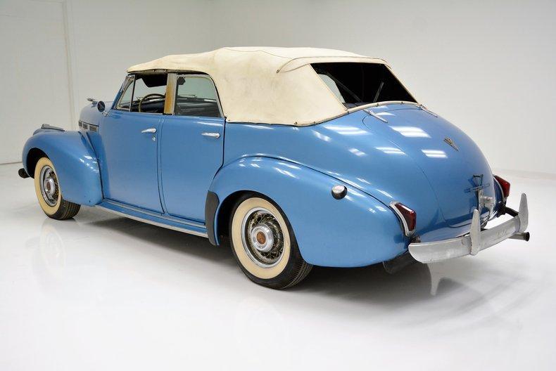 1940 LaSalle Convertible