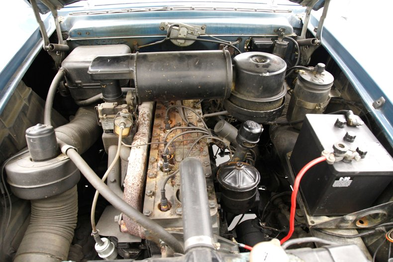 1954 Packard Super Clipper