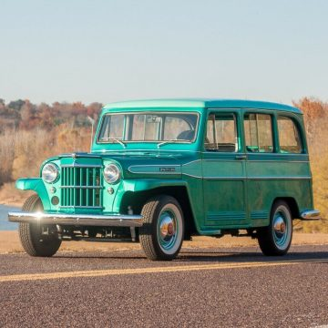 1960 Willys Maverick for sale