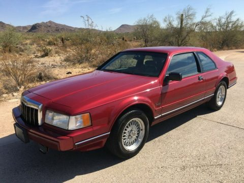 1990 Lincoln Mark VII for sale