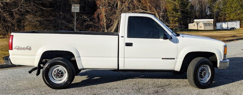 2000 GMC Sierra 2500