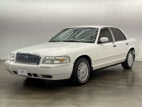 2007 Mercury Grand Marquis for sale