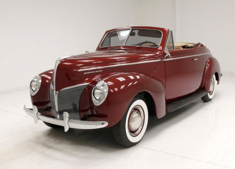 1940 Mercury Eight Convertible for sale