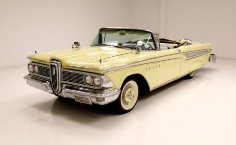 1959 Edsel Corvair Convertible for sale