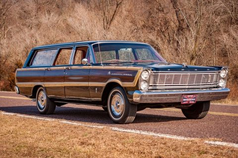 1965 Ford Country Squire Wagon for sale
