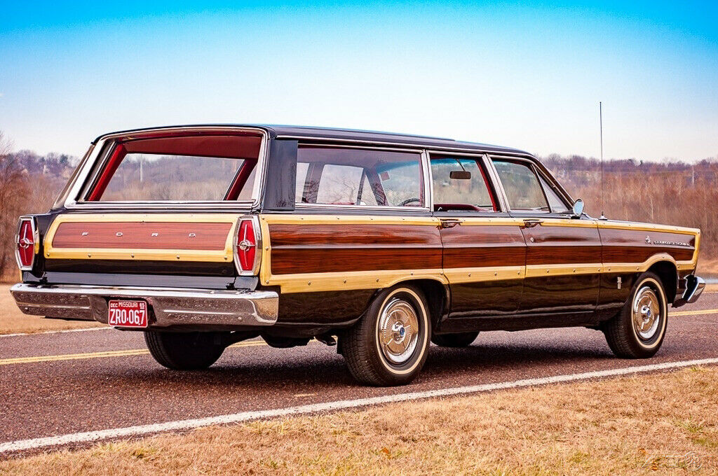 1965 Ford Country Squire Wagon