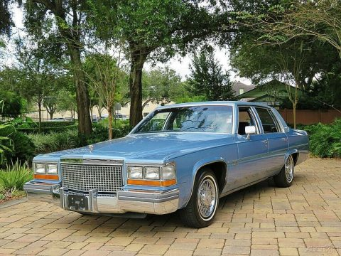 1981 Cadillac DeVille for sale