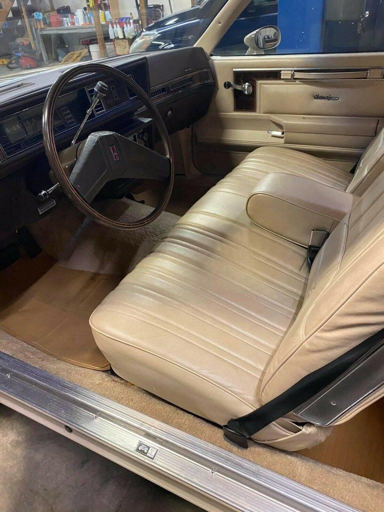 1981 Oldsmobile Cutlass Supreme