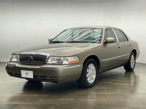 2005 Mercury Grand Marquis for sale