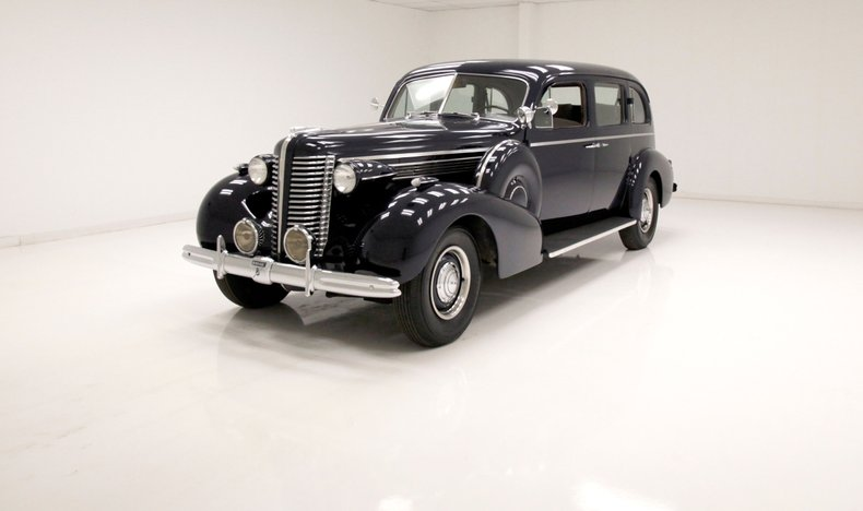 1938 Buick Limited Model 90