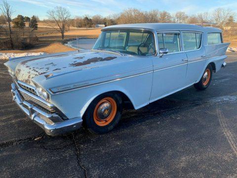 1958 AMC Rambler Ambassador for sale