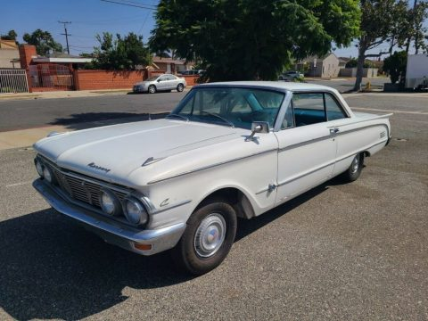 1963 Mercury Comet for sale