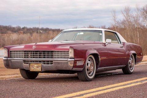 1968 Cadillac Eldorado for sale
