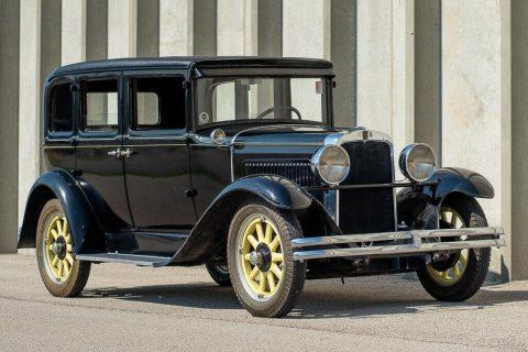 1929 Nash 420 Standard Six for sale