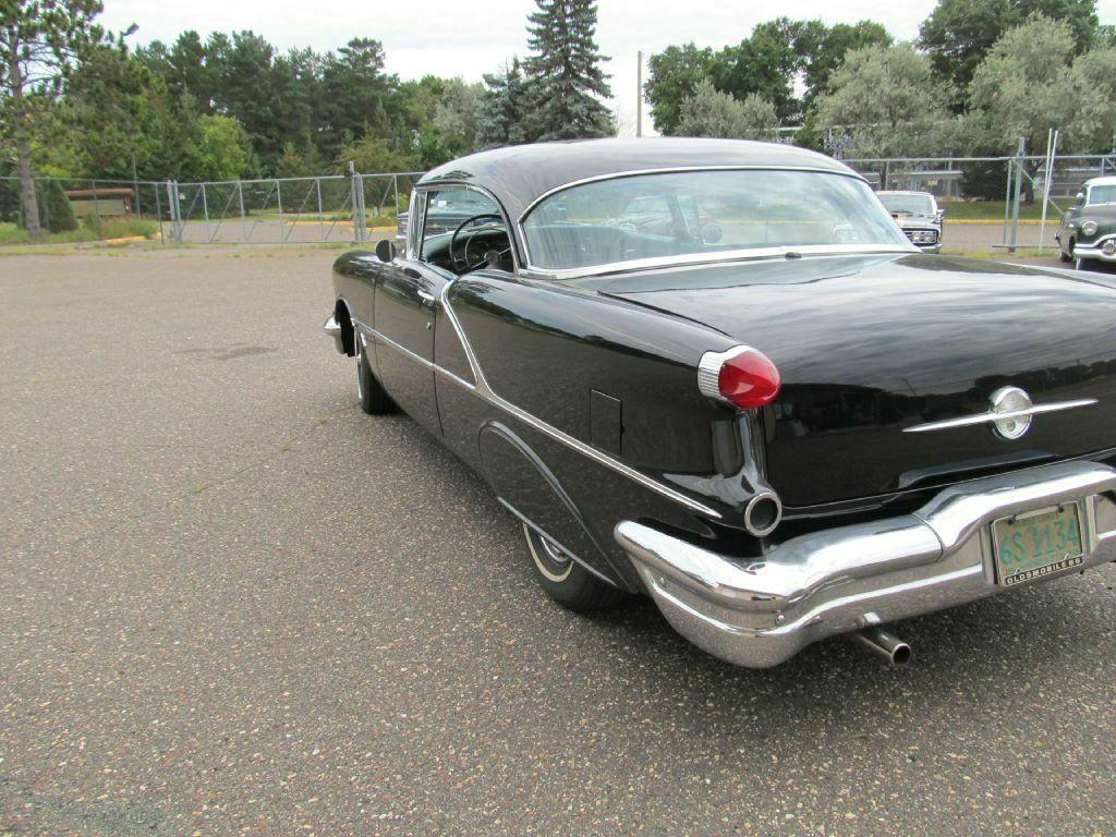 1956 Oldsmobile Eighty-Eight Coupe