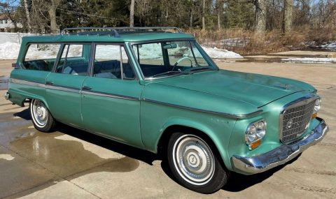 1963 Studebaker Lark Wagonaire for sale