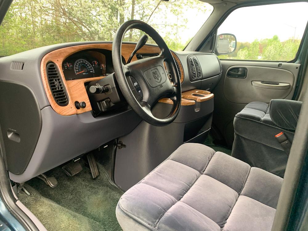 1998 Dodge Ram B1500