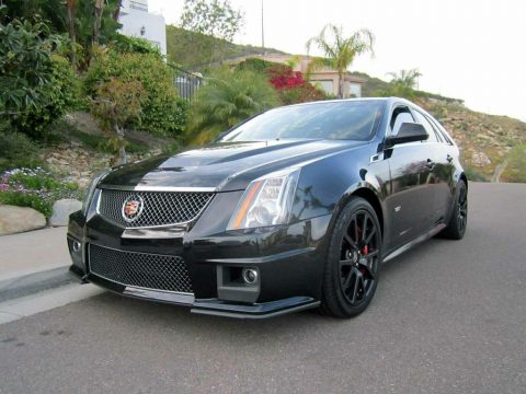 2014 Cadillac CTS-V Wagon for sale