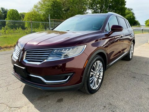 2017 Lincoln MKX for sale