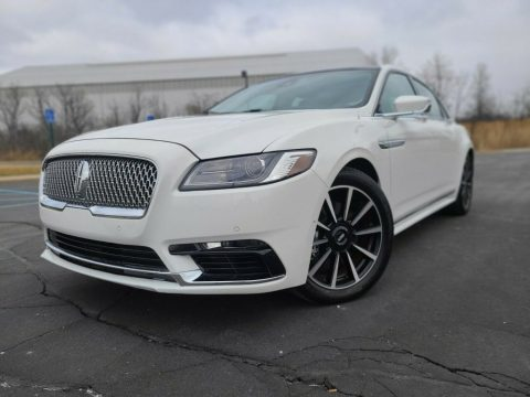 2020 Lincoln Continental for sale