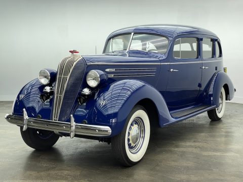 1936 Hudson Deluxe Eight for sale