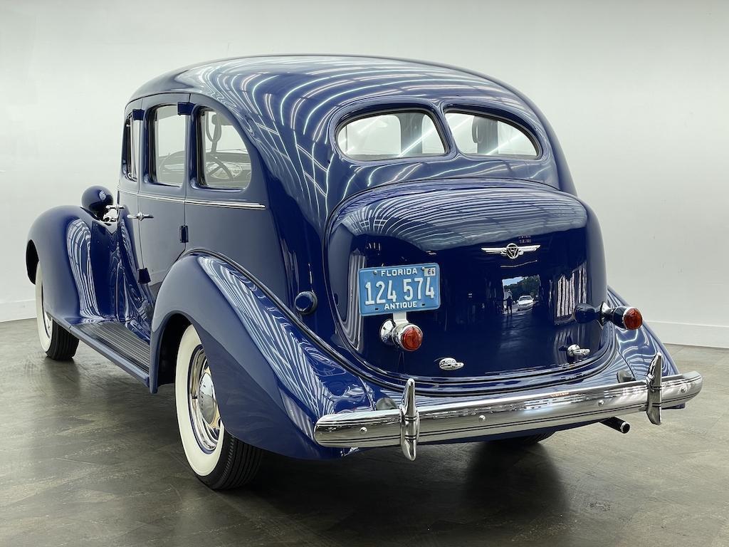 1936 Hudson Deluxe Eight