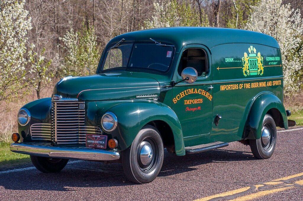 1947 International Harvester KB-2