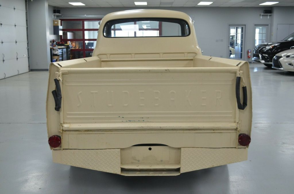 1956 Studebaker Pickup