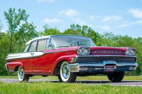 1959 Mercury Monterey for sale