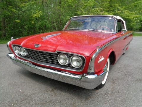 1960 Ford Galaxie Sunliner for sale