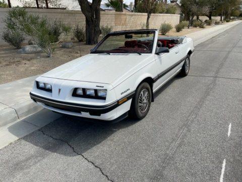 1985 Pontiac Sunbird for sale