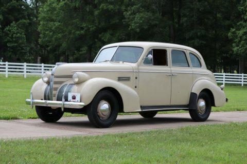 1939 Pontiac Silver Streak for sale