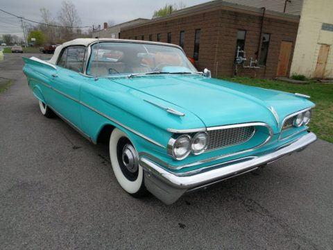 1959 Pontiac Catalina Convertible for sale