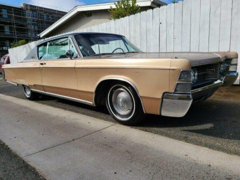 1967 Chrysler New Yorker for sale
