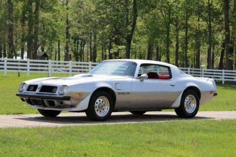 1975 Pontiac Firebird Trans Am for sale