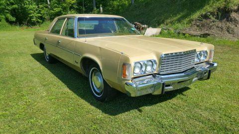1976 Chrysler Newport for sale