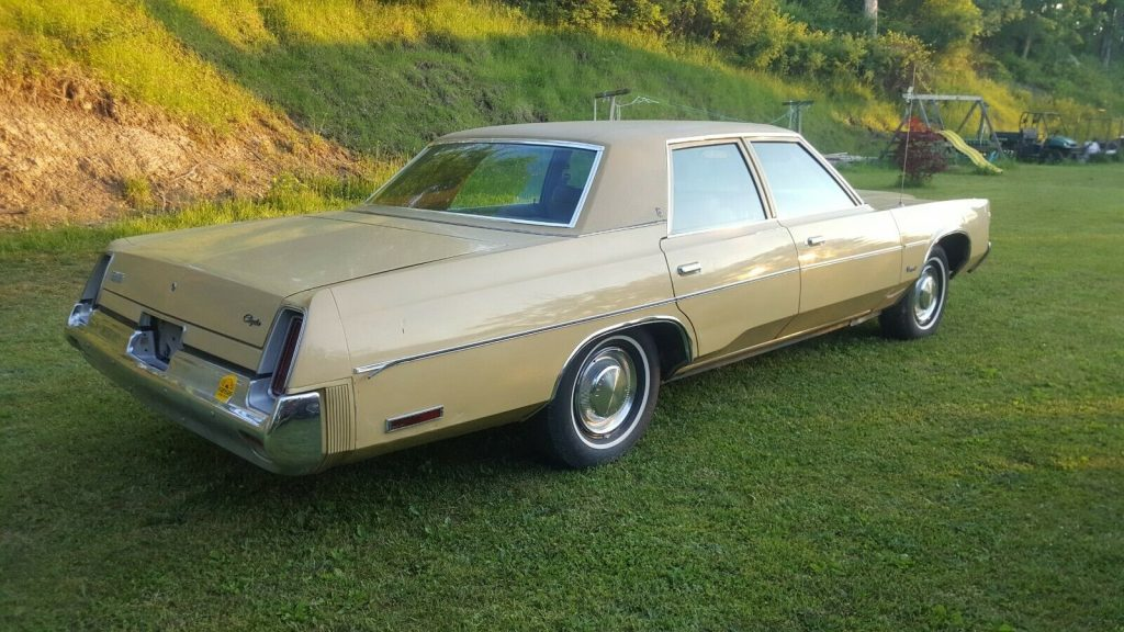 1976 Chrysler Newport