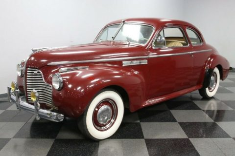 1940 Buick Super Eight Coupe for sale