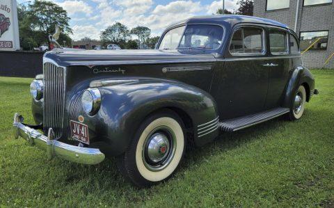 1941 Packard 120 Touring Sedan for sale
