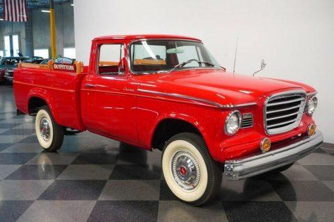 1961 Studebaker Champ Deluxe for sale
