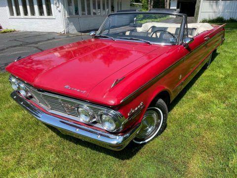 1963 Mercury Comet Convertible for sale
