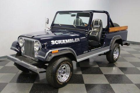 1981 Jeep CJ8 for sale
