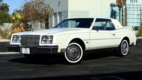 1984 Buick Riviera for sale