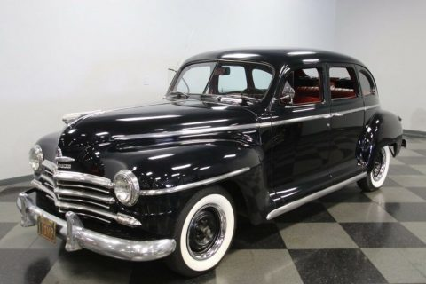 1948 Plymouth Deluxe Sedan for sale