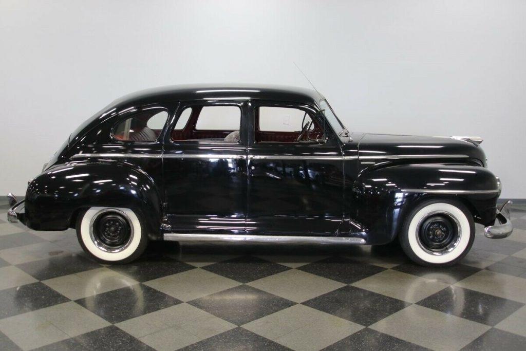 1948 Plymouth Deluxe Sedan