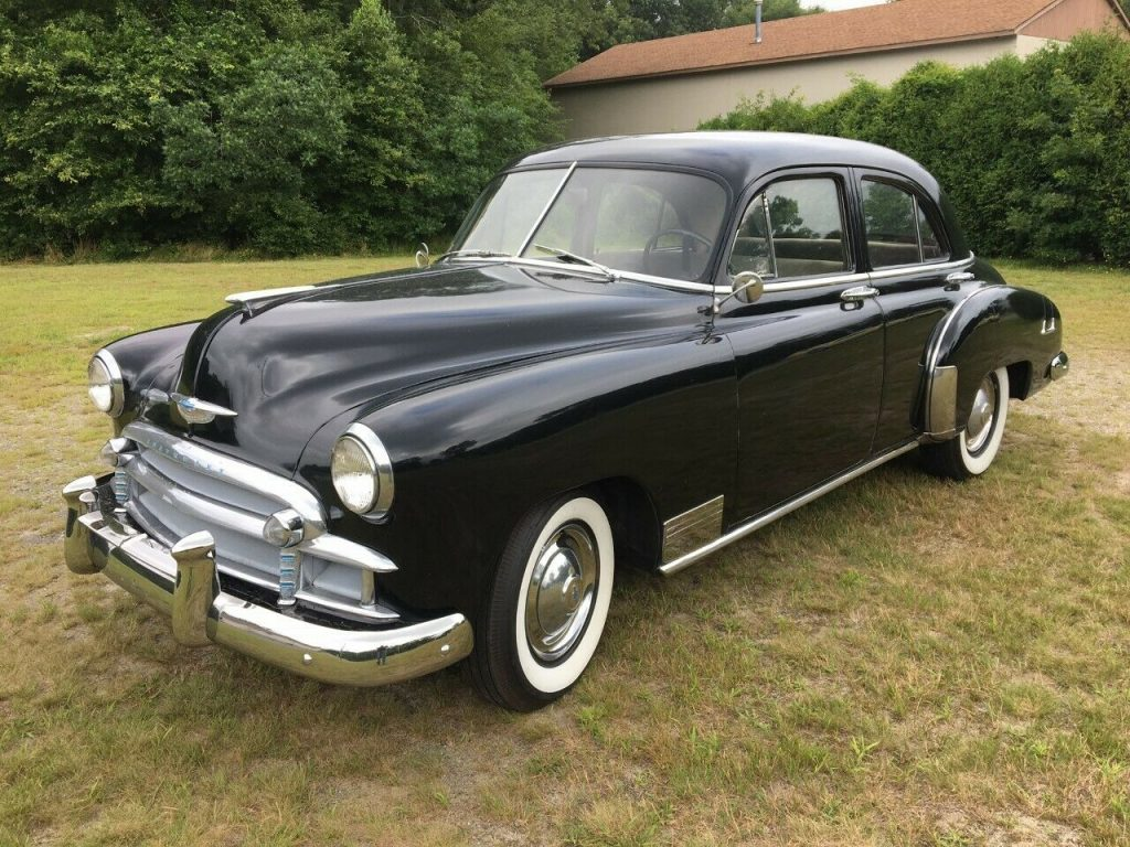 1950 Chevrolet Styleline Special