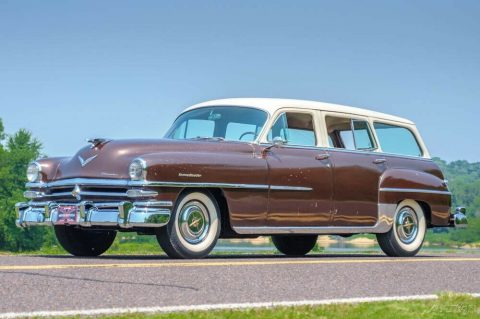 1953 Chrysler New Yorker Town & Country for sale